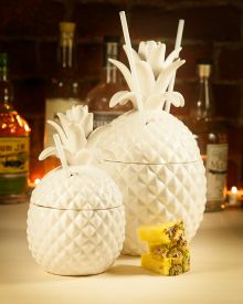 Bespoke Barware's Pineapple Punch Bowl