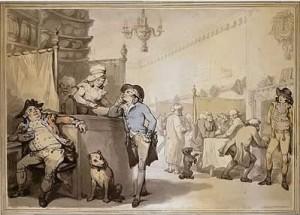 Rowlandson circa 1790