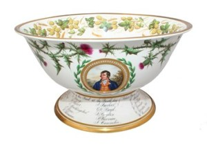 Dumfries punch bowl